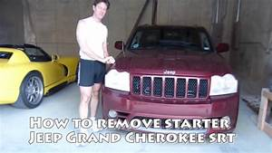 2007 Jeep Grand Cherokee Starter