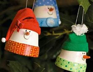 10 Creative Clay Pot Christmas Craft Ideas