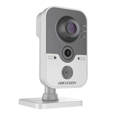 buy hikvision ir ip cube camera ds csf iw