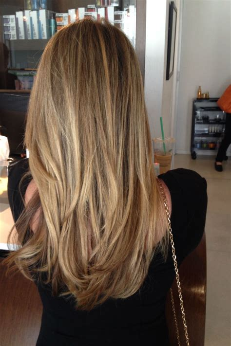 36 balayage hair color ideas with caramel honey copper highlights