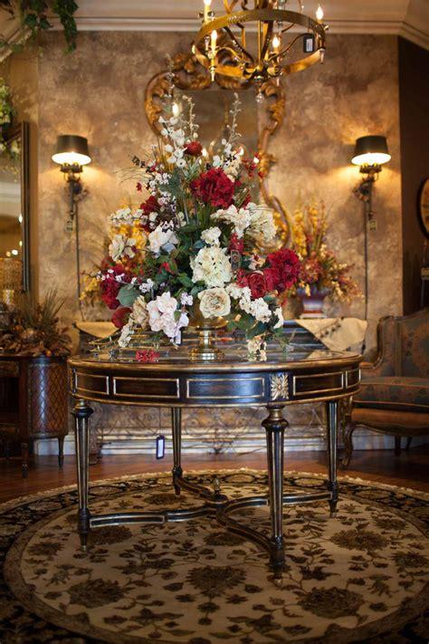 silk floral seasonal decor linly designs
