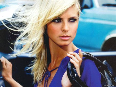 Profile Victorias Secret Angels Heidi Klum Biography