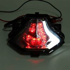 Integrated Rear Tail Light Turn Signal For Yamaha Yzf R25
