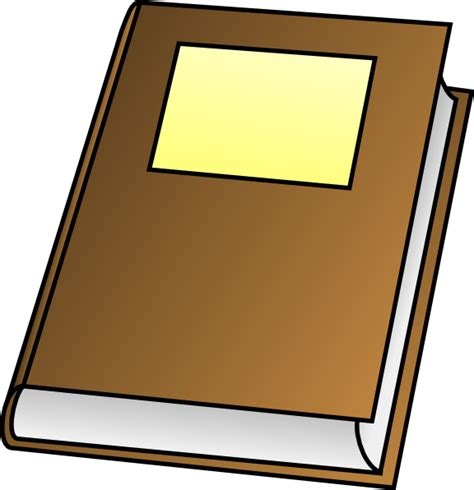 books clipart book clip at clker vector clip