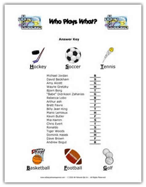images  printable sports trivia games super