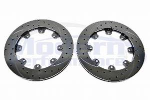 Wilwood Big Brake Kit Replacement Drilled & Slotted Rotors
