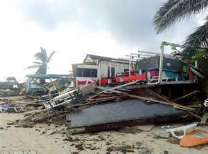Category 4 Hurricane Damage Now