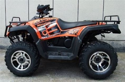 2015 Cgr Monster 300cc Atv Four Wheeler Motorcycle From