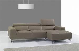 beige italian leather upholstered contemporary sectional With modern italian design sectional sofa beige