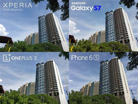 camera review sony xperia  performance samsung galaxy