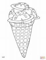 Coloring Ice Cream Space Desserts Printable Drawing Sheets Needle Cone Seattle Colouring Lollipops Sheet Getdrawings Paper Creams Mindfulness Popular Categories sketch template