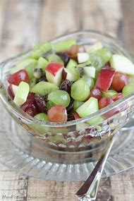 christmas fruit salad recipe