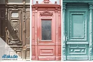 Alte Türen Streichen Ohne Abschleifen : alte t ren renovieren holzt ren streichen und lackieren ~ Lizthompson.info Haus und Dekorationen
