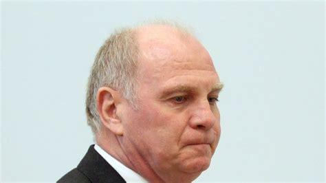 Ulrich uli hoeneß (german pronunciation: Bayern Munich legend Uli Hoeness released from prison ...