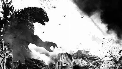 Godzilla Wallpapers Dinosaur Background Monster Ps4 Action