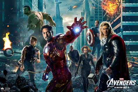 The Avengers Wallpapers 1920x1200 (7)  All Heroes Hd
