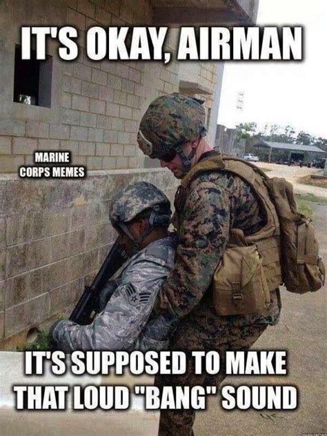 Military Wife Meme - 163 best images about the funny side of our heroes on pinterest the army marine corps humor