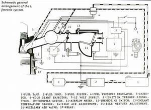 Bosch K Jetronic Wiring Diagram