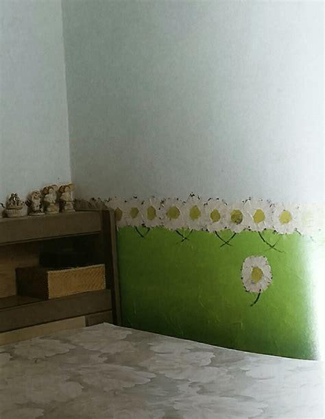 border bunga  dinding jayawan