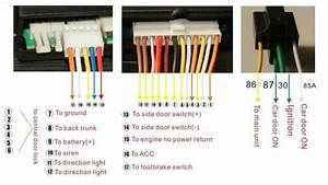 Toyota Avanza Alarm Wiring Diagram In 2020