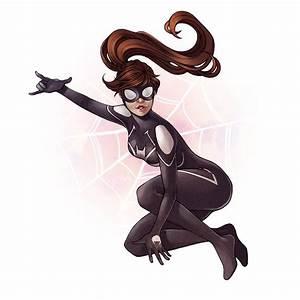 Spider-Girl by ElizabethBeals on DeviantArt