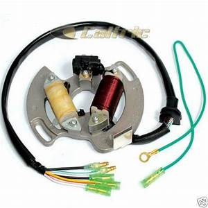 Yamaha Blaster Stator  Parts  U0026 Accessories