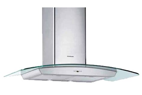 hotte de cuisine inox hotte decorative silverline kalinka 90cm inox et verre