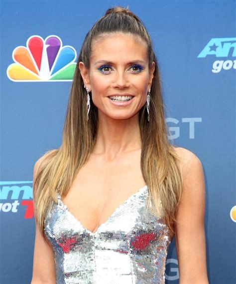 Heidi Klum Picture America Got Talent Season