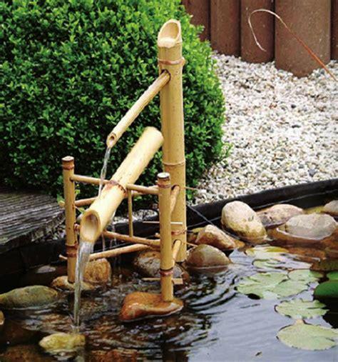ubbink cascade bambou pour bassin
