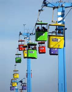 Cedar Point Sky Ride