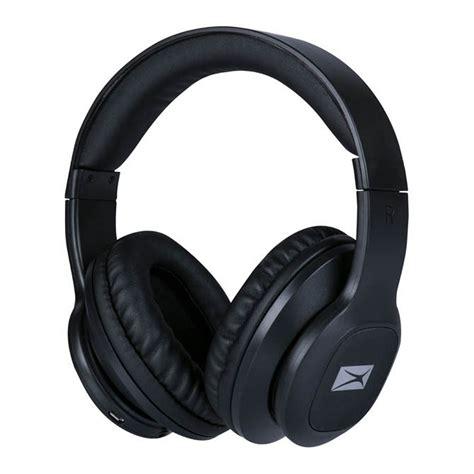 altec lansing mzxblk mzw bluetooth headphones black