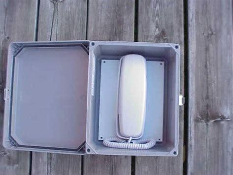 outdoor phone system waterproof telephone cabinet call box weatherproof buy   uae