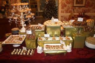 celebrate holiday cookie buffet