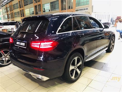 Mercedes benz glc200 2.0 (ckd) (under wty) Mercedes-Benz GLC200 2017 Exclusive 2.0 in Kuala Lumpur Automatic SUV Blue for RM 258,000 ...