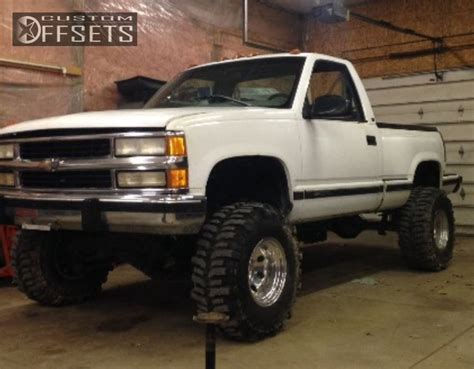 1998 Chevrolet C/K 1500 Series - Information and photos ...
