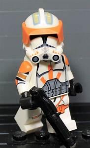 Clone Army Customs | P2 Commander Cody | Lego star wars ...