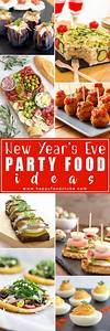 New Years Eve Party Food Ideas - Happy Foods Tube