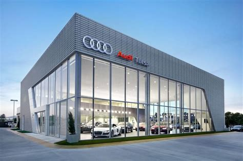 audi dealership exterior audi usa kimberly tate