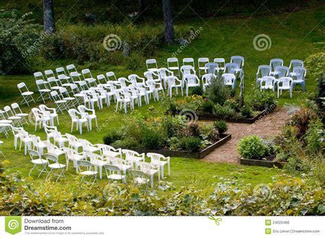 site ext 233 rieur de c 233 r 233 monie de mariage image libre de droits image 24025466
