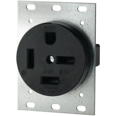 eaton 60 250 volt 15 60 3 pole 4 wire power receptacle