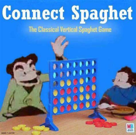 Connect Four Memes - connect spaghet connect four know your meme