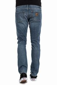Carhartt WIP Rebel Pant Spicer Jeans (blue rope washed) buy at skatedeluxe