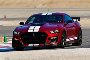 First drive review: 2020 Ford Mustang Shelby GT500 boasts drag car speed, road-racer moves