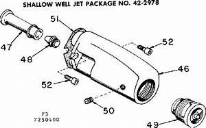 Shallow Well Jet Package No  42