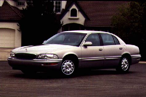 98 Buick Park Avenue Ultra by The Auto Channel