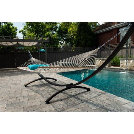 Arc Hammock by 15 Arc Hammock Stand Aluminum Rubbed Bronze