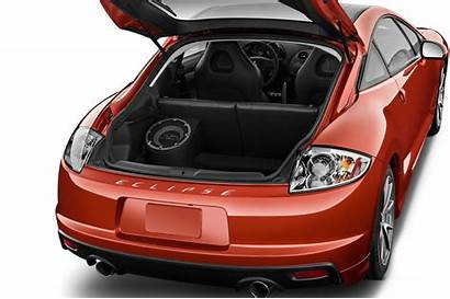Eclipse Mitsubishi Motortrend Trunk Gs Sports Coupe