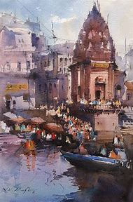 Famous Watercolor Paintings