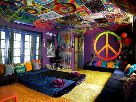 Bedroom Decorating Ideas Hippie by Cheap Hippie Room Decor Design Styles Bohemian Hippy