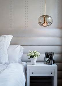 Creative ways to pull off bedside pendant lights
